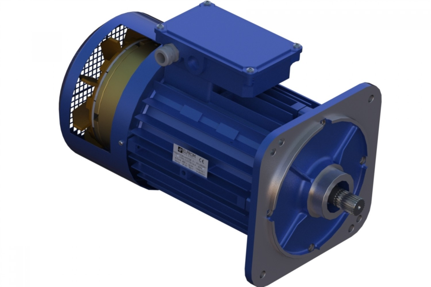 Lifting electric motors