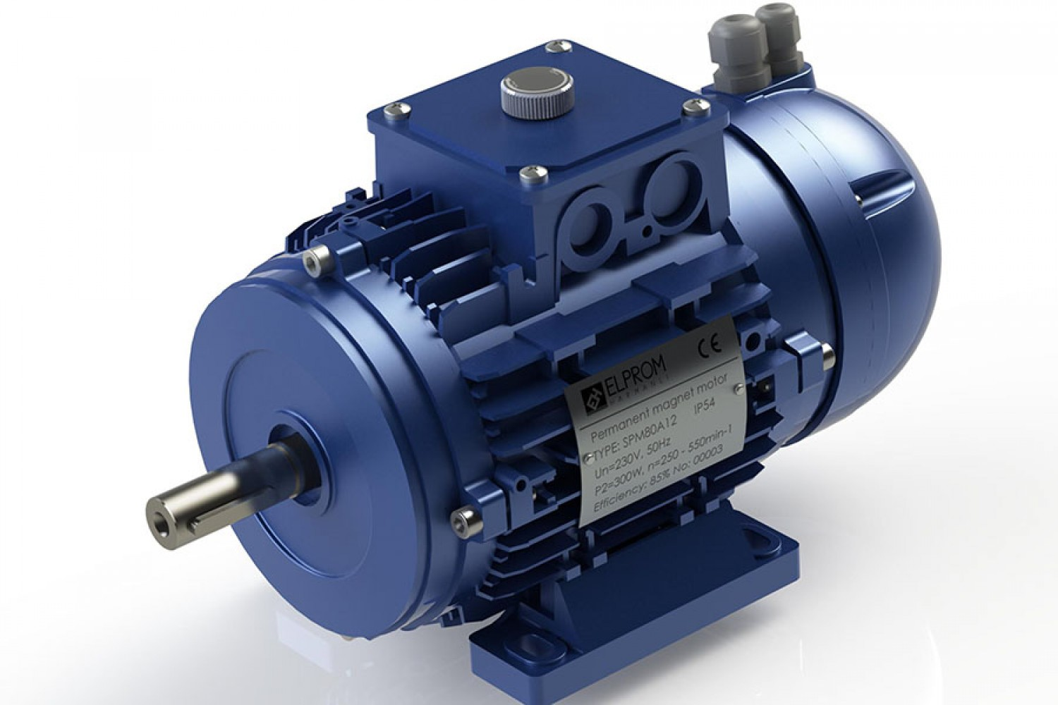 MOTORS WITH BUILT-IN INVERTER