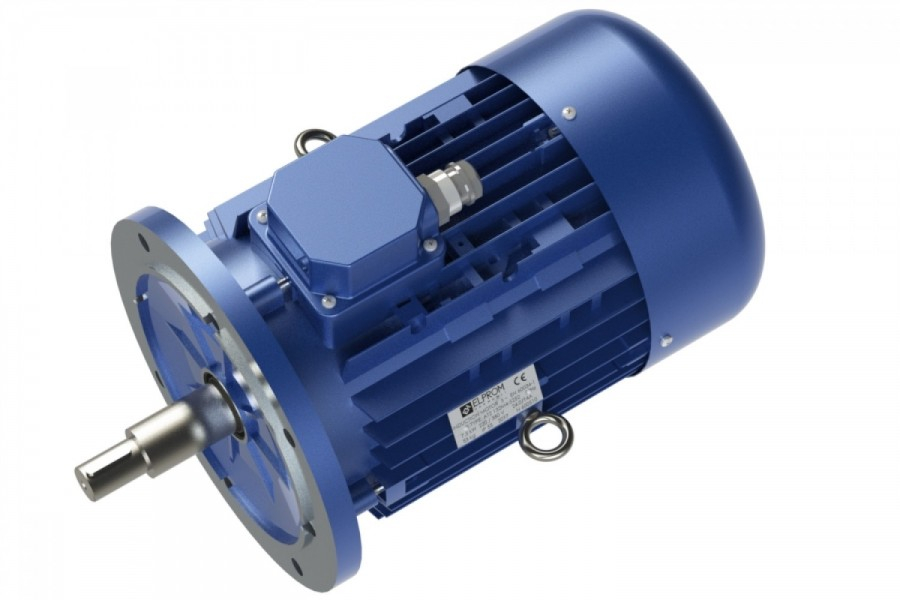 Motors with housing