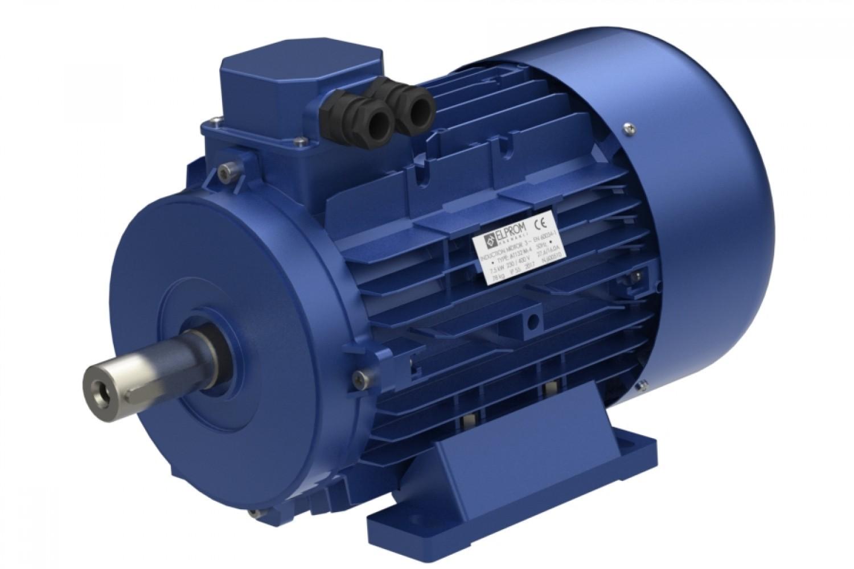 Трифазни електродвигатели IE3