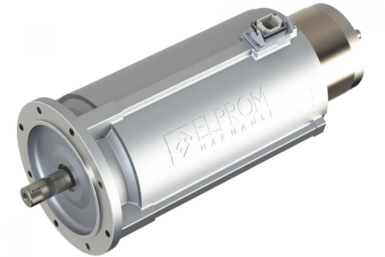 Двигатели с монтиран на вала или вграден енкодер