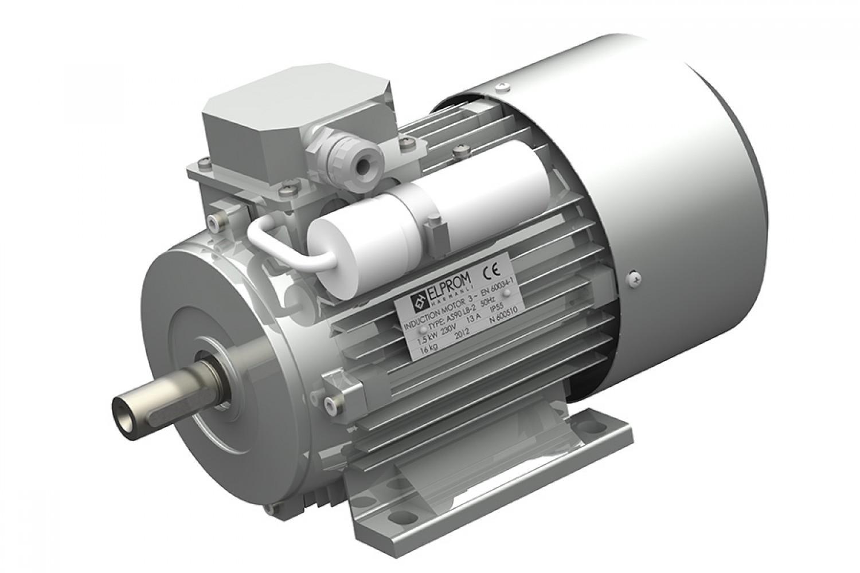 Монофазни електродвигатели